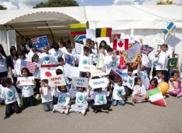 The Unity Of Faiths Festival 2013
